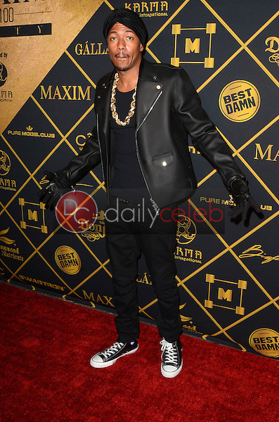 Nick Cannon<br /> at the 2016 Maxim Hot 100 Party, Hollywood Palladium, Hollywood, CA 07-30-16<br /> David Edwards/DailyCeleb.com 818-249-4998