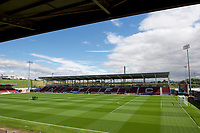 A general view of the stadium before the Sky Bet League 1 match between Northampton Town and Fleetwood Town at Sixfields Stadium, Northampton, England on 12 August 2017. Photo by Alan  Stanford / PRiME Media Images.