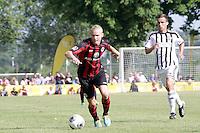 Sebastian Rode (Eintracht) - Eintracht Frankfurt vs. VfR Aalen