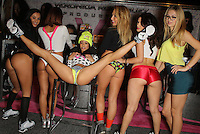 Alby Rydes, Luna Star, Veronica Rodriguez, Carter Cruise, Vanessa Veracruz, Natalia Starr at Exxxotica, Trump Taj Mahal, Atlantic City, NJ, Sunday April 13, 2014.