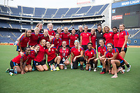 USWNT Training, July 29, 2017