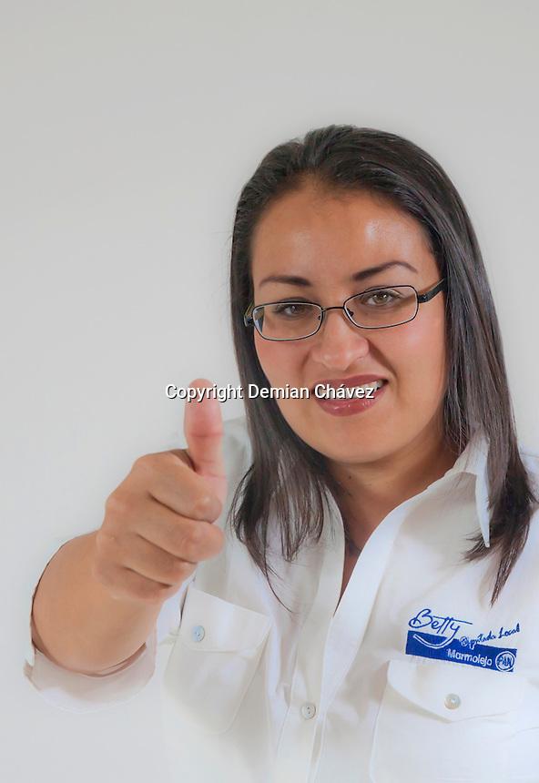Estudio de la actual diputada local de la 57 legislatura, Beatriz Marmolejo, del Partido Acción Nacional.