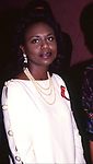 Attorney Anita Hill attends the 13th Annual News & Documentary Emmy Awards on September 9, 1992 at the Plaza Hotel in New York City.