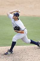 July 12, 2009:  Pitcher Phil Bartleski of the Tampa Yankees during a game at Dunedin Stadium in Dunedin, FL.  Tampa is the Florida State League High-A affiliate of the New York Yankees.  Photo By Mike Janes/Four Seam Images