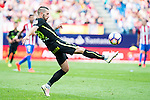 "Sporting de Gijon's Manuel ""Lillo"" Castellano during a match of La Liga Santander at Vicente Calderon Stadium in Madrid. September 17, Spain. 2016. (ALTERPHOTOS/BorjaB.Hojas)"