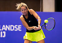 Alphen aan den Rijn, Netherlands, December 16, 2018, Tennispark Nieuwe Sloot, Ned. Loterij NK Tennis, Womans : Chayenne Ewijk (NED)<br /> Photo: Tennisimages/Henk Koster
