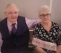 2020 04 14 Couple pass away due to Covid 19, Rhondda, UK