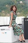 Valeria Golino attend the photocall of 'Adults in the room' during the 67th San Sebastian Donostia International Film Festival - Zinemaldia.September 21,2019.(ALTERPHOTOS/Yurena Paniagua)