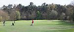LOCHEM -  Hole 12.  Lochemse Golf Club De Graafschap. COPYRIGHT KOEN SUYK