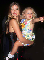 Ivanka & Tiffany Trump 1996<br /> Photo By John Barrett/PHOTOlink.net