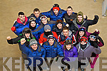 Students from IT, Tralee who are travelling to Finland for ten days, included are: Sean McCarthy Aoife Nuwell, Patrick Walsh, Lorcan Byrne, Jason Brennan and Aine Battles, Damien Rael, Charlie McCarthy, Luke O'Driscoll, Christopher Thomas, Shane O'Connor, Anthony O'Leary, Jonathan Silles, Martina O'Brien,  Shane Fogarty, Graham O'Neill and Jean Casey.