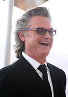 HOLLYWOOD, CA - MAY 04: Kurt Russell pictured at the ceremony honoring Goldie Hawn and Kurt Russell with a double star ceremony on The Hollywood Walk of Fame on May 4, 2017 in Hollywood, California. Credit: Faye Sadou/MediaPunch