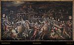 The Taking of Siena Vasari Salone dei Cinquecento (Hall of 500) Palazzo Vecchio Florence