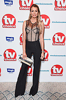 LONDON, UK. September 10, 2018: Olivia Attwood at the TV Choice Awards 2018 at the Dorchester Hotel, London.<br /> Picture: Steve Vas/Featureflash