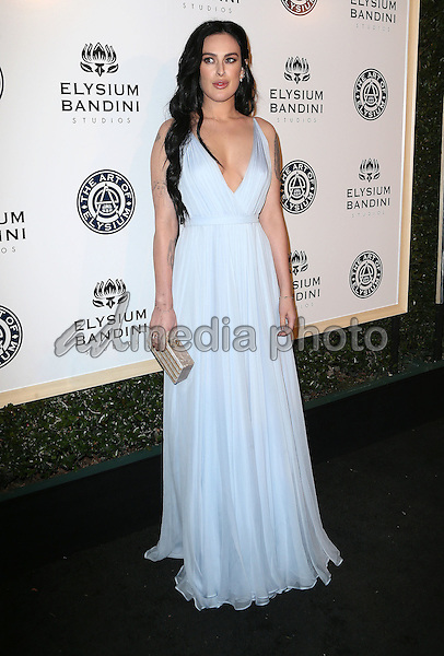 "07 January 2017 - Los Angeles, California - Rumer Willis. The Art of Elysium 20th Anniversary and 10th Annual celebration ""HEAVEN"" Gala held at Red Studios. Photo Credit: F. Sadou/AdMedia"
