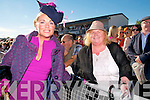 Ladies Day Listowel Races : Best Dressed Lady Winner Sharon Hefernan with her mother Noreen Heffernan after her selection.