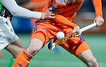 AMSTELVEEN - Thierry Brinkman (Ned)     tijdens de hockeyinterland Nederland-Ierland (7-1) , naar aanloop van het WK hockey in India.  COPYRIGHT KOEN SUYK