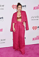 CARSON, CA - JUNE 01: Francia Raisa attends 2019 iHeartRadio Wango Tango at The Dignity Health Sports Park on June 01, 2019 in Carson, California.<br /> CAP/ROT/TM<br /> ©TM/ROT/Capital Pictures
