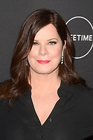 LOS ANGELES - JAN 9:  Marcia Gay Harden at the Lifetime Winter Movies Mixer at The Andaz on January 9, 2019 in West Hollywood, CA