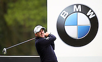 Darren Fichardt - BMW PGA Golf Practice at Wentworth Golf Course - 20/05/13 - MANDATORY CREDIT: Rob Newell/TGSPHOTO - Self billing applies where appropriate - 0845 094 6026 - contact@tgsphoto.co.uk - NO UNPAID USE