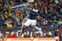 MLS 2014: Sporting KC vs Revolution APR 26