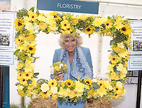 Camilla Duchess of Cornwall Visits the 50th South of England Show
