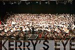 The spectacular Kerry Peace Proms in the INEC on Sunday..