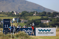 Dylan Frittelli (RSA) during the ProAm of the 2018 Dubai Duty Free Irish Open, Ballyliffin Golf Club, Ballyliffin, Co Donegal, Ireland.<br /> Picture: Golffile | Jenny Matthews<br /> <br /> <br /> All photo usage must carry mandatory copyright credit (&copy; Golffile | Jenny Matthews)