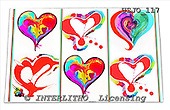 Marie, MODERN, MODERNO, paintings+++++bathmatHeart1,USJO117,#N# Joan Marie heart