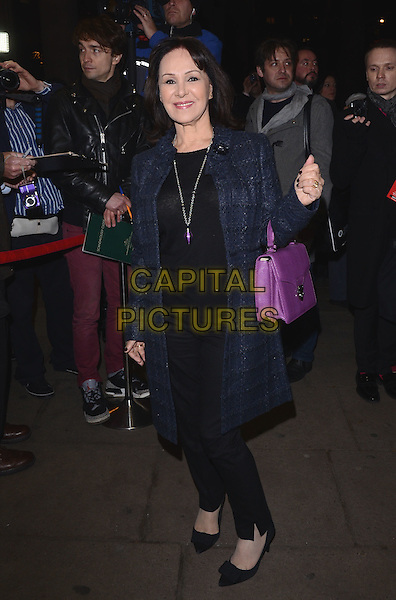 LONDON, UNITED KINGDOM - DECEMBER 19: Arlene Phillips at the 'Stephen Ward' World Premiere and Opening Night at the Aldwych Theatre on December 19, 2013 in London, England.<br /> CAP/PP/MB<br /> &copy;Michael Ball/PP/Capital Pictures