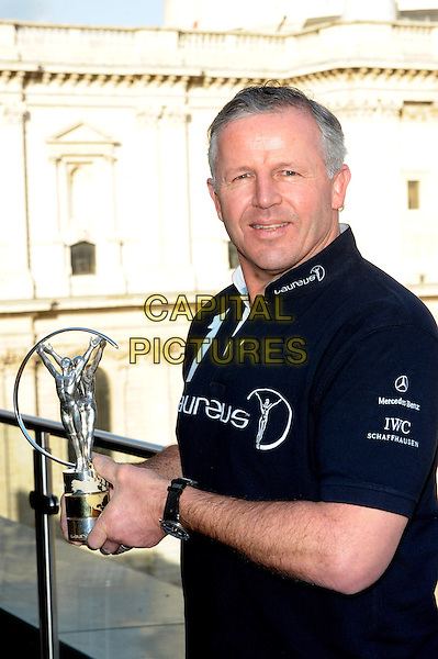 LONDON, UK - FEBRUARY 26 - Sean Fitzpatrick attending The Laureus World Sports Awards - nominations announcement, at<br /> The Grange Hotel St Pauls, London on Wednesday, February 26, 2014. <br /> CAP/CJ<br /> &copy;Chris Joseph/Capital Pictures