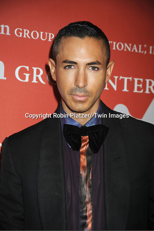 Christian Cota attends the Fashion Group International's 29th Annual  Night of Stars Gala on October 25, 2012 at Cipriani Wall Street in New York City.