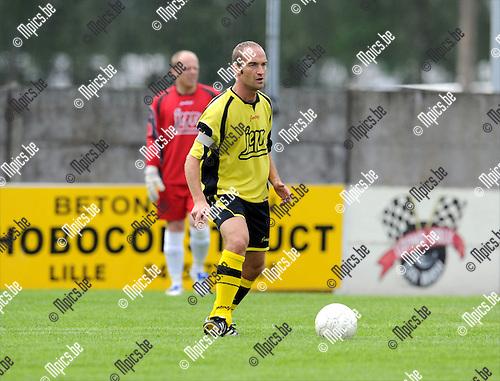 2011-07-31 / Voetbal / seizoen 2011-2012 / KFC Lille / Steven Lauwers..Foto: mpics