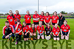 Ladies Football Blitz: The students from North Kerry College who took part in a football blitz at Listowel GAA pitch on Friday last.
