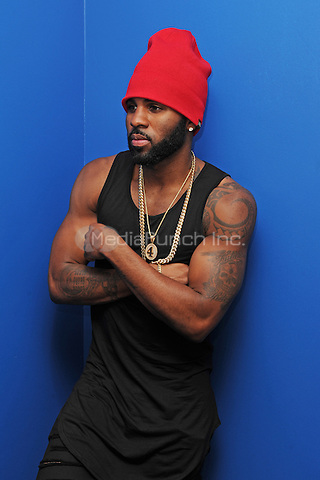 FORT LAUDERDALE, FL - NOVEMBER 13: Jason Derulo poses for a portrait at Radio Station Y-100 on November 13, 2015 in Fort Lauderdale, Florida. Credit: mpi04/MediaPunch ***HIGHER RATES APPLY***