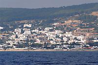- the Bizerte town seen from the sea ....- la città di Biserta vista dal mare