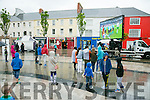 watching the Euro 2016 Match on the Big Screen in the Square Tralee of  Ireland v Belgum on Saturday