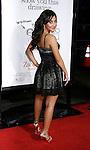 "HOLLYWOOD, CA. - October 20: Actress Francia Raisa arrives at the Los Angeles Premiere of ""Zack And Miri Make A Porno"" at Grauman's Chinese Theater in Hollywood, California."