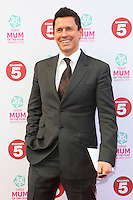 Jeremy Edwards arriving at the Tesco Mum Of The Year Awards 2014, at The Savoy, London. 23/02/2014 Picture by: Alexandra Glen / Featureflash