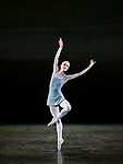 English National Ballet. Song of the Earth.<br /> Tiffany Hedman;