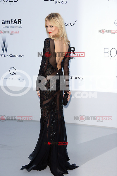 Natasha Poly attending the 2012 amfAR Cinema Against AIDS Gala at Hotel du Cap-Eden-Roc in Antibes, France on 24.5.2012. Credit: Timm/face to face / Mediapunchinc / Mediapunchinc