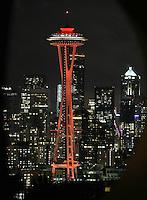 City In RED - SeattleU Weekend