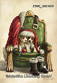 Marcello, CHRISTMAS ANIMALS, WEIHNACHTEN TIERE, NAVIDAD ANIMALES, paintings+++++,ITMCXM1649,#xa#
