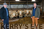 Dan McCarthy Kenmare Mart and Eamonn Corley Chairman of the Beef Group