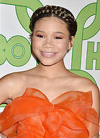 BEVERLY HILLS, CA - JANUARY 06: Storm Reid attends HBO's Official Golden Globe Awards After Party at Circa 55 Restaurant at the Beverly Hilton Hotel on January 6, 2019 in Beverly Hills, California.<br /> CAP/ROT/TM<br /> ©TM/ROT/Capital Pictures