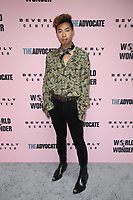 LOS ANGELES, CA - JUNE 22: Tommy Lei, at Beverly Center x The Advocate x World of Wonder Pride Event at The Beverly Center in Los Angeles, California on June 22, 2019. Credit: Faye Sadou/MediaPunch