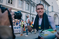 TT races @ 2018 UCI Road World Championships Innsbruck/Tirol