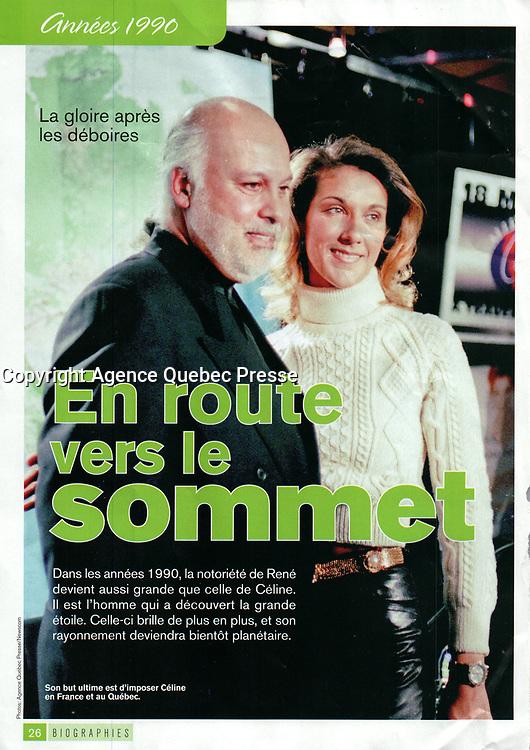 Publication dans ALLO VEDETTES<br /> <br /> Photo : Pierre Roussel