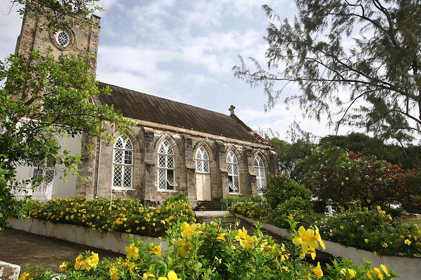Anglican Church.St. Andrew Parish.Barbados.
