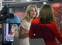 NEW YORK, NY May 31, 2018: Jenna Bush Hager host of  Today Show   in New York. May 31, 2018 <br /> CAP/MPI/RW<br /> &copy;RW/MPI/Capital Pictures
